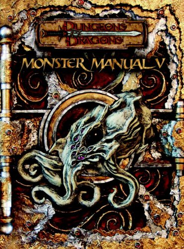 Monster Manual V by David Noonan