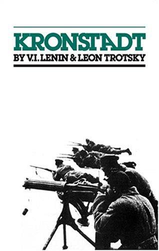 Kronstadt by Leon Trotsky