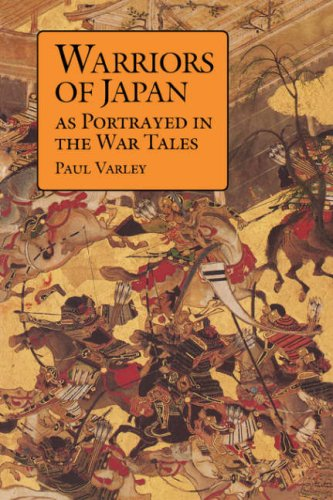Warriors of Japan: As Portrayed in the War Tales