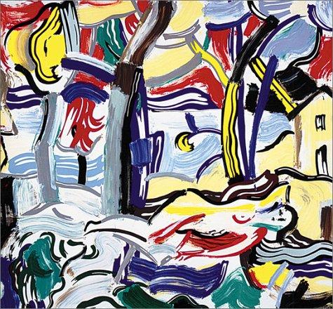 Roy Lichtenstein: Brushstrokes, Four Decades