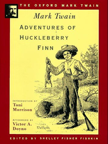a discussion on the controversy of the adventures of huckleberry finn by mark twain