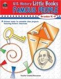 U.S. History Little Books: Famous People