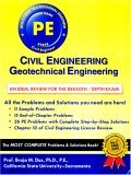 Civil Engineering: Geotechnical Engineering:  An Ideal Review For The Breath/Depth Exam (Civil Engineering (Engineering Press))