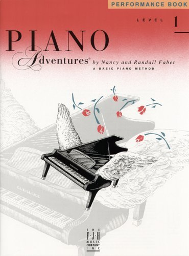 Piano Adventures Performance Book, Level 1