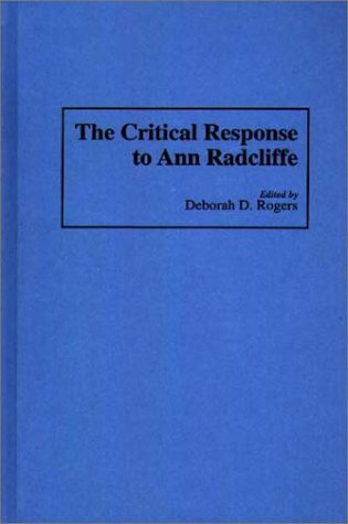 The Critical Response to Ann Radcliffe