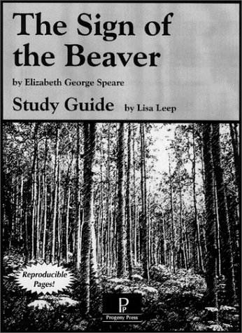 The Sign of the Beaver Study Guide