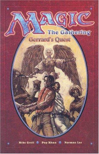 Gerrard's Quest (Magic: The Gathering) (Graphic Novel)