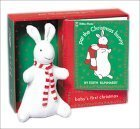 Pat the Christmas Bunny Book and Bunny Gift Set-Baby's First Christmas
