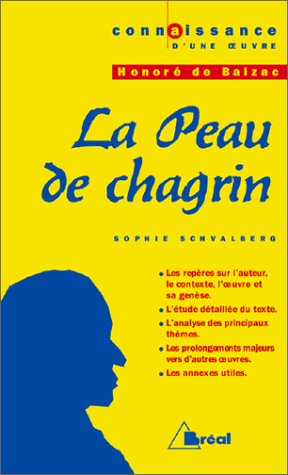 Honoré De Balzac, La Peau De Chagrin by Michel Pougeoise