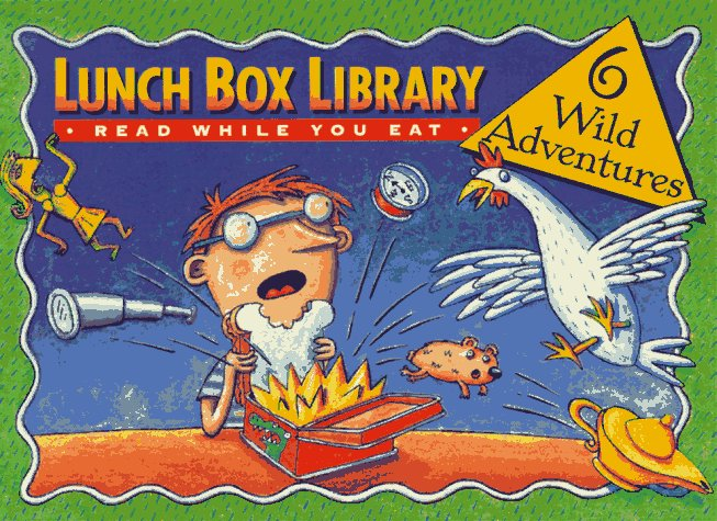 Lunch Box Library: 6 Wild Adventures