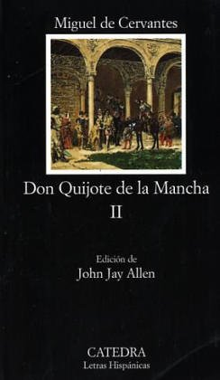Don Quijote de la Mancha, Segunda Parte