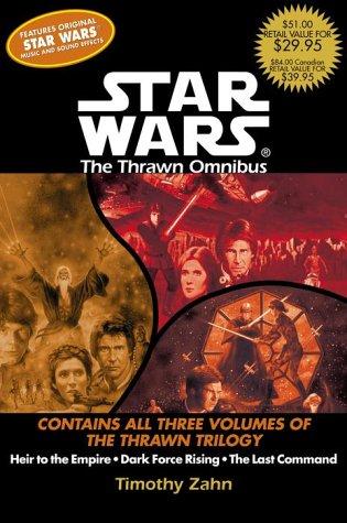 The Thrawn Omnibus (Star Wars: The Thrawn Trilogy, #1-3)