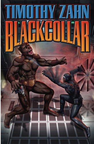 Blackcollar Omnibus (Blackcollar, #1-3)