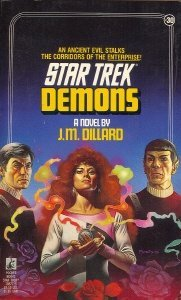 Demons by J.M. Dillard