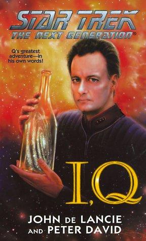 I, Q by John de Lancie