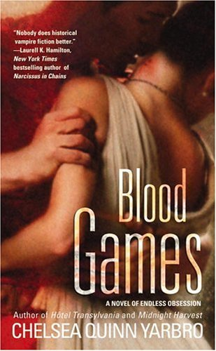 Blood Games (Saint-Germain, #3)