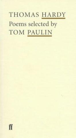 Thomas Hardy: Poems