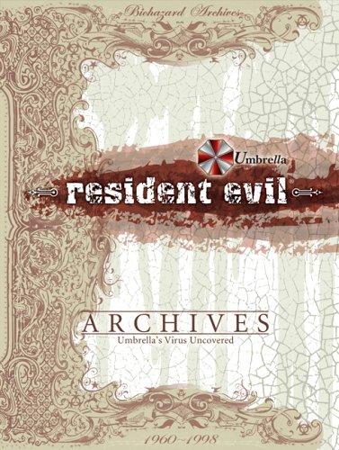 Resident Evil: Archives: Umbrella's Virus Uncovered