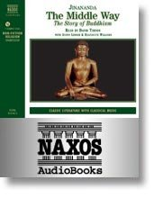 The Middle Way (The Story Of Buddhism) (Audiofy Digital Audiobook Chips)