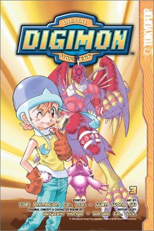 Digimon, Vol. 3