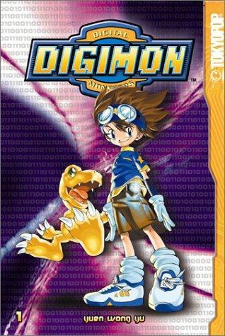 Digimon, Vol. 1 (Digimon Digital Monsters, #1)