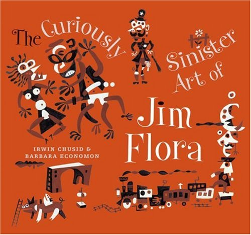 The Curiously Sinister Art of Jim Flora