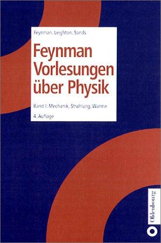Vorlesungen über physik, 3 bde by Richard Feynman