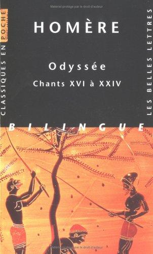 Odyssée, tome 3 : Chants XVI à XXIV