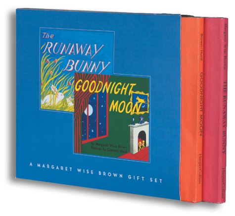 A Margaret Wise Brown Gift Set: The Runaway Bunny & Goodnight Moon