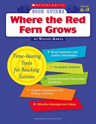 Where the Red Fern Grows (Book Guides)