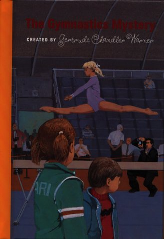 The Gymnastics Mystery (The Boxcar Children, #73)