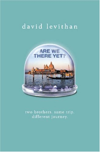 Image result for are we there yet book david levithan