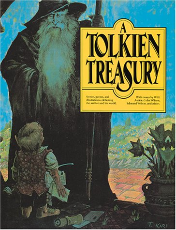 Image result for a tolkien treasury