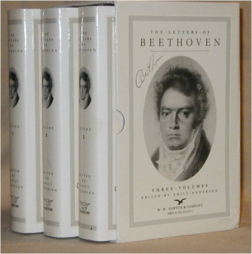 Letters of Beethover