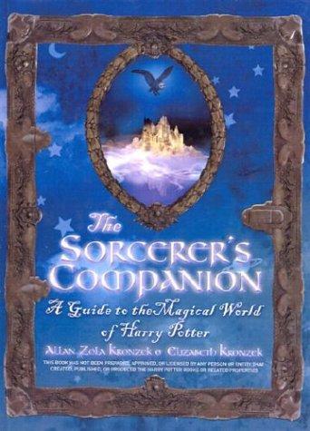 Sorcerer's Companion by Allan Zola Kronzek