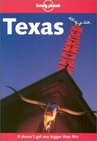 Texas (Lonely Planet Guide) *