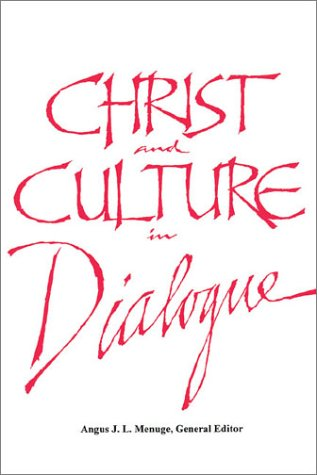 Christ and Culture in Dialogue