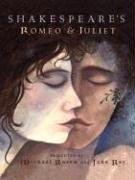 Shakespeare's Romeo and Juliet Book Cover