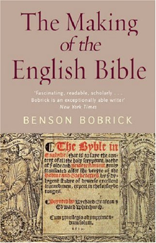 The Making of the English Bible