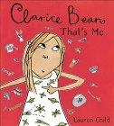 Clarice Bean, That's Me! by Lauren Child
