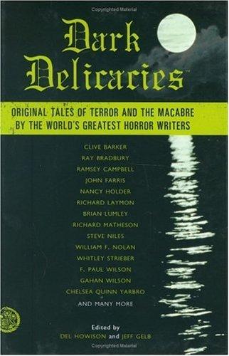 Dark Delicacies (Dark Delicacies, #1)