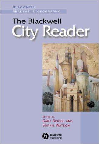 The Blackwell City Reader by Gary Bridge