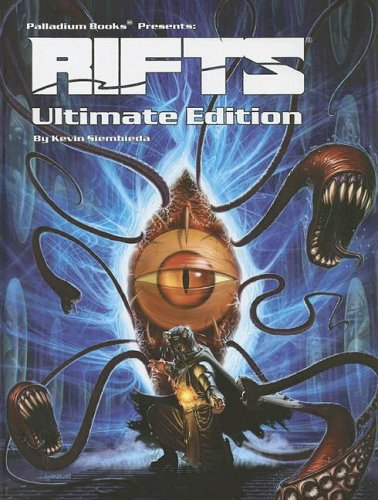 Rifts Ultimate Edition by David  Martin