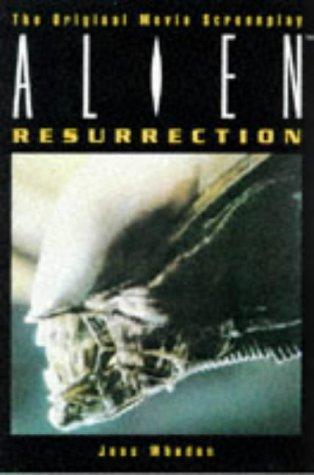 Alien - Resurrection Script Book