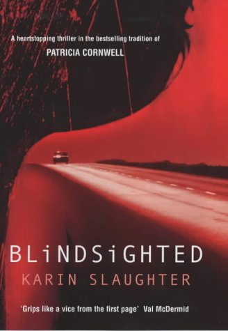Blindsighted(Grant County 1)