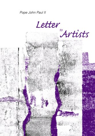 Letter to Artists