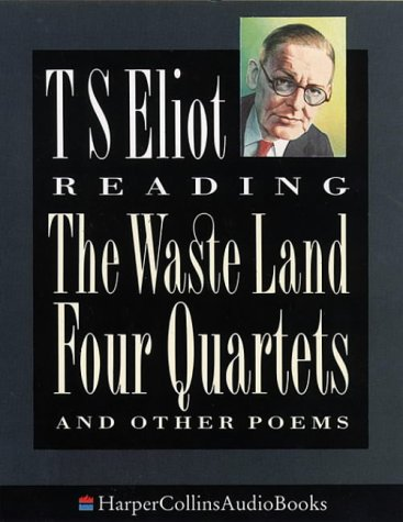 T.S.Eliot Reading The Waste Land And Other Poems