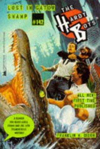 Lost in Gator Swamp (Hardy Boys, #142)