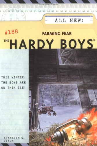Farming Fear (Hardy Boys, #188)