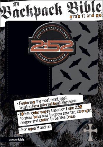 Holy Bible: NIV Backpack Bible/NIV 2:52 Backpack Bible